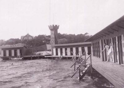 Särö historik badhuset