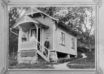 Särö historik Telefonhuset